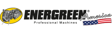 logo energreen america - professional machines