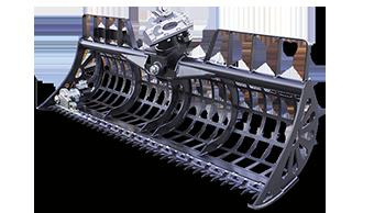 river bucket - professional equipment - energreen america - professional machines