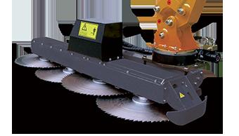 saw bar - professional equipment - energreen america - professional machines