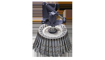 iron brush - professional equipment - energreen america - professional machines