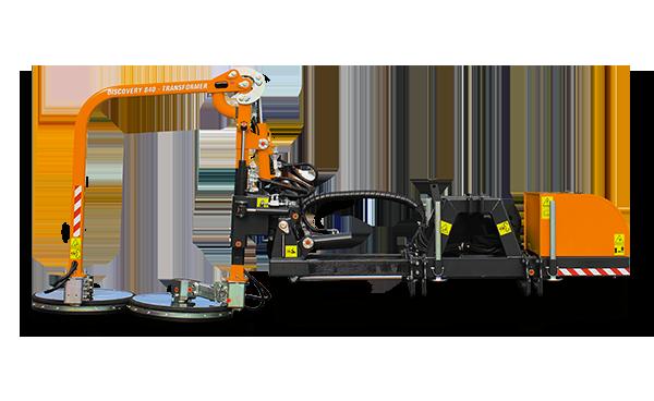 raiber transformer - professional equipment - energreen america - professional machines