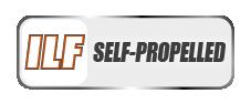 logo ilf self propelled - energreen america professional machines
