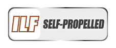 logo ilf self propelled - energreen america - professional machines