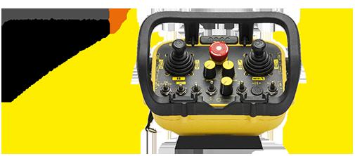 robomax - remote control - energreen america professional machines