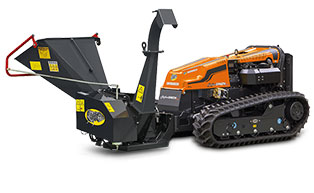 robogreen evo - bio shredder - energreen america professional machines