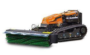 robogreen evo - brush - energreen america professional machines