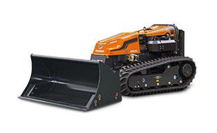 robogreen evo - bucket - energreen america professional machines