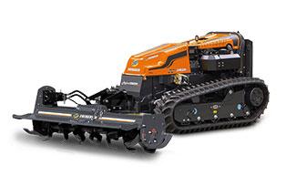 robogreen evo - rotary triller - energreen america professional machines