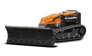 robogreen evo - snow blade - energreen america professional machines