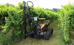 robogreen evo - trimmer - energreen america professional machines