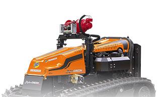robogreen - evo winch - energreen america professional machines