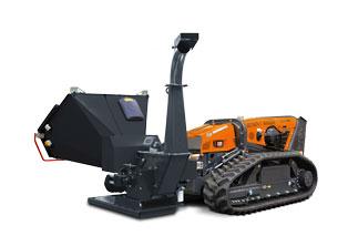 robomax - bio shredder - energreen america professional machines