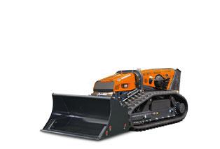 robomax - high tripping bucket - energreen america professional machines