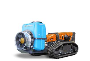 robomax - sprayer - energreen america professional machines