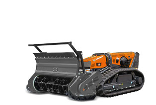robomaxmax - forestry head rotary hammers- energreen america professional machines