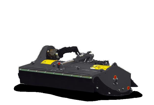 roboevo - equipment - mulching head - head 130 - energreen america professional machines