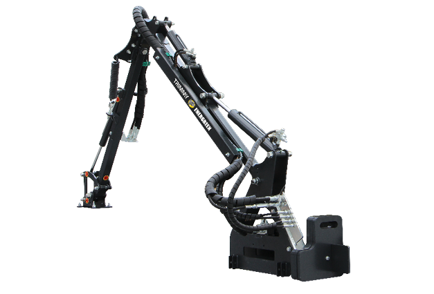 roboevo - equipment - arm - trimmy - energreen america professional machines