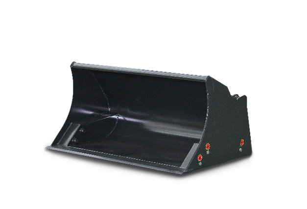 roboevo - equipment - tipping bucket - high bucket - energreen america professional machines