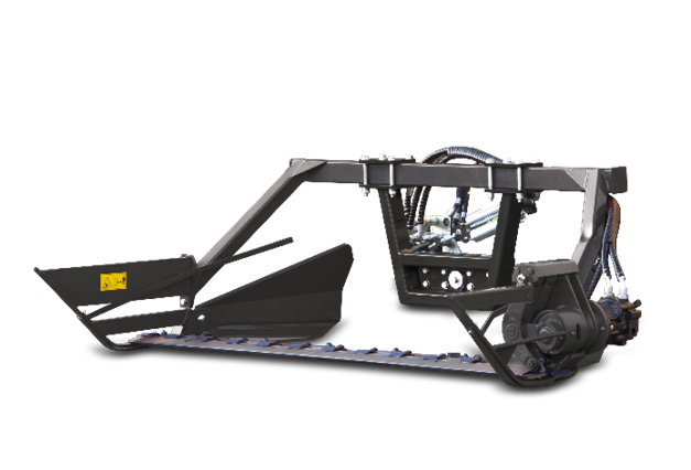 roboevo - equipment - cutter bar - energreen america professional machines