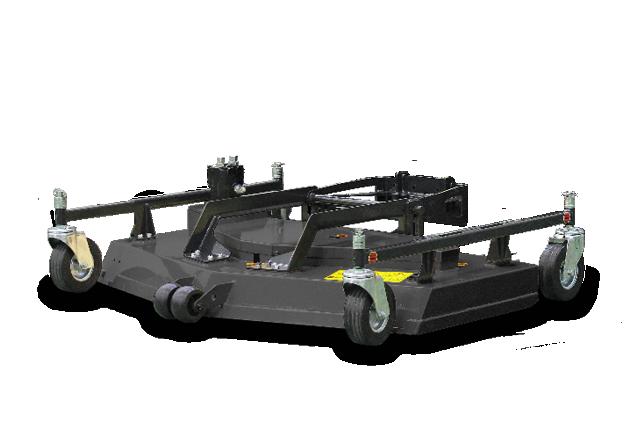 roboevo - equipment - rotary mower - energreen america professional machines