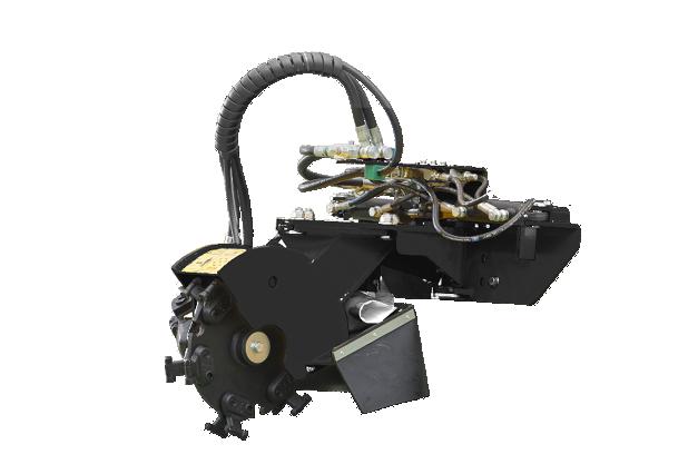 roboevo - equipment - stump grinder - energreen america professional machines