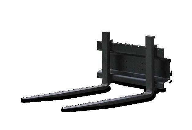 roboevo - equipment - forks - energreen america professional machines