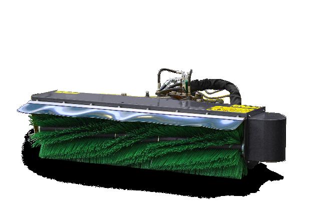 roboevo - equipment - sweeper - brush - energreen america professional machines