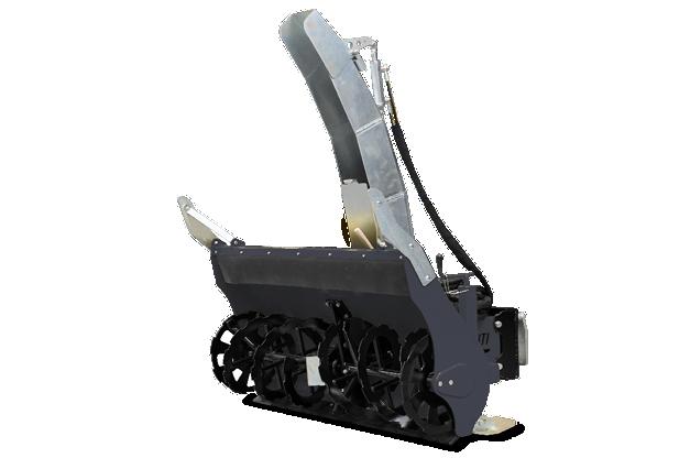 roboevo - equipment - snow blower - energreen america professional machines