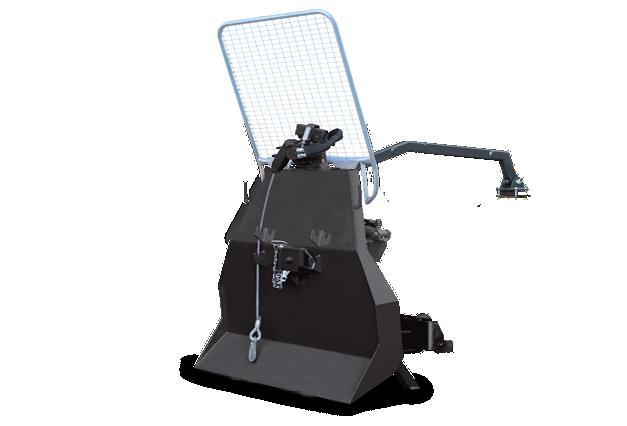 roboevo - equipment - forestry winch - energreen america professional machines