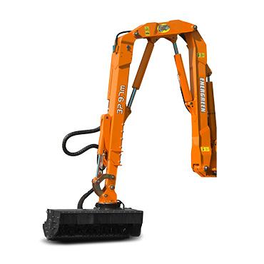 ilf alpha - arm 3p - energreen america professional machines