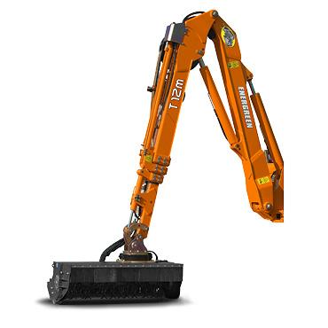 ilf alpha - arm t - energreen america professional machines