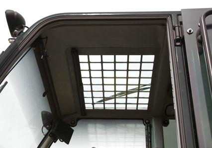 ilf alpha - cabin porthole - energreen america professional machines