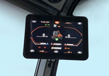 ilf alpha - display eci - energreen america professional machines