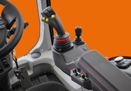 ilf alpha - proportional joystick - energreen america professional machines