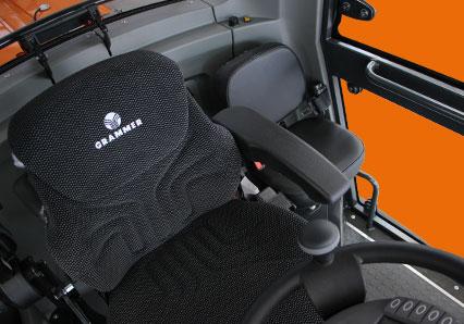 ilf alpha - two seater cabin - energreen america professional machines