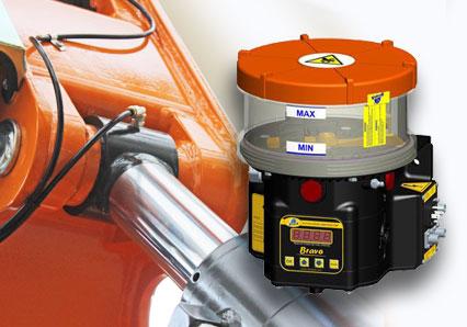 ilf athena - auto lube automatic greasing system - energreen america professional machines
