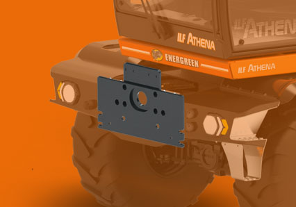 ilf athena - din plate - energreen america professional machines