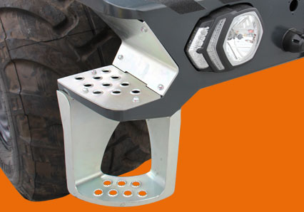 ilf athena - integrated step - energreen america professional machines