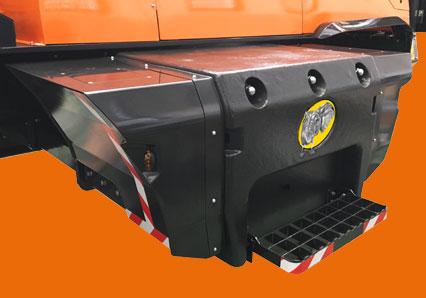 ilf athena - moving ballast - energreen america professional machines
