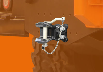 ilf athena - tow hook - energreen america professional machines
