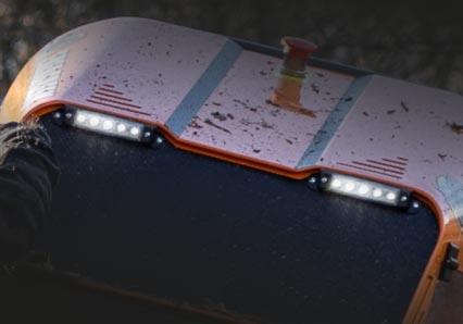 roboevo - led lights - energreen america professional machines
