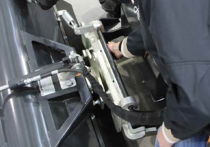 roboevo - lifter - energreen america professional machines