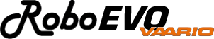 logo - roboevo vaario - energreen america professional machines