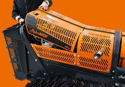robomidi - engine storage - energreen america professional machines