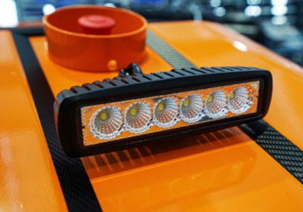 robomidi - led light - multifunction robo - energreen america professional machines