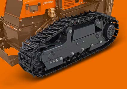 robomidi - steel tracks - energreen america professional machines