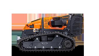 roboevo - radio controlled tools carrier - energreen america professional machines