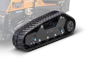 roboevo - rubber tracks - remote controlled mower - energreen america professional machines