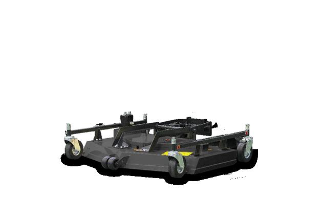 robomini - equipment - rotary mower - energreen america professional machines