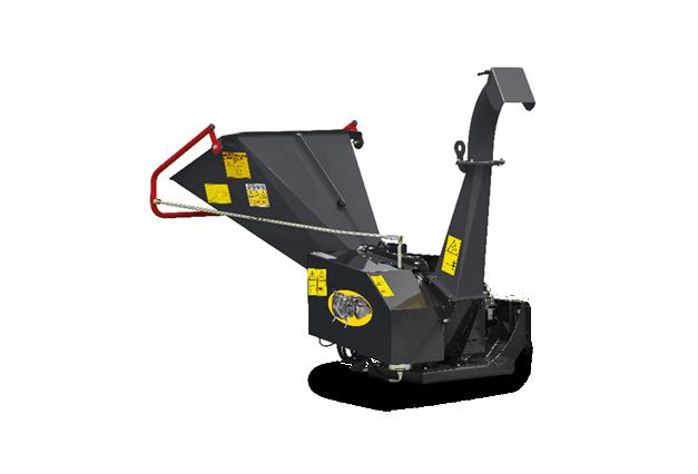 robomini - equipment - bioshredder - chipper - energreen america professional machines